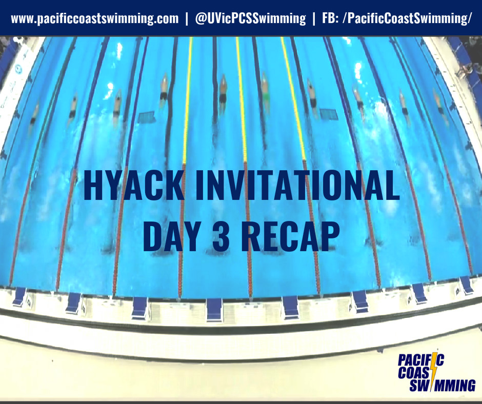 pacific coast swimming meet results for gymnastics