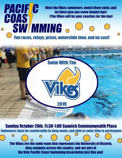 Swim with the Vikes 2019