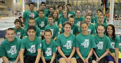 2012 bc summer games update pacific coast swimming for Squamish swimming pool schedule