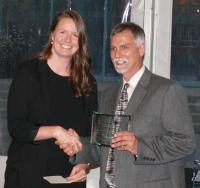 Rod Barratt - 2013 SwimBC U14 Coach of the Year
